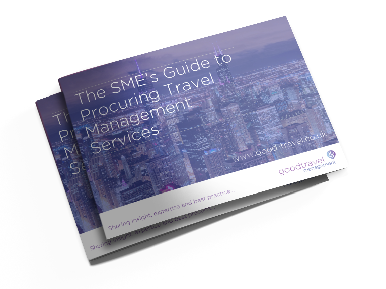The SME's guide to procuring travel management services