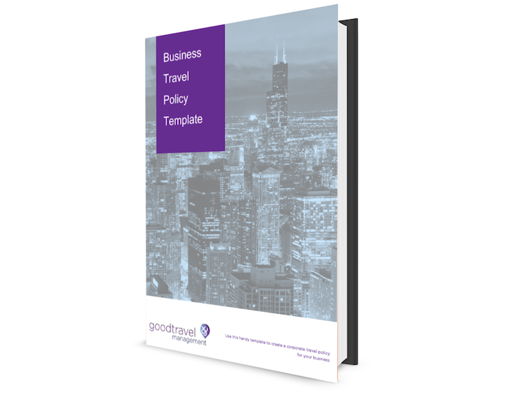 Business Travel Policy Template