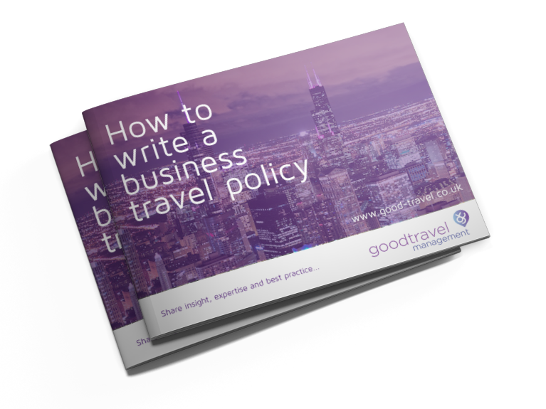 The Guide to Writing a Business Travel Policy